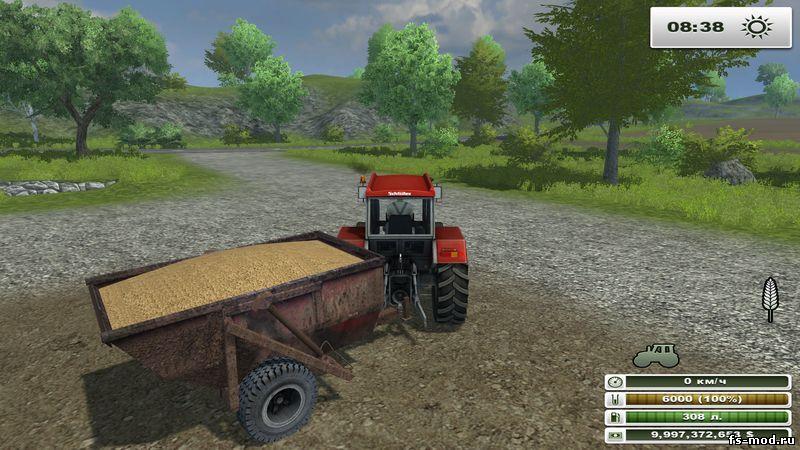 Коды для Farming Simulator 15 Gold Edition